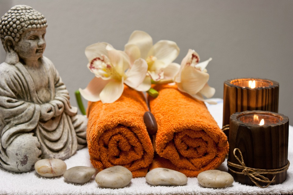 Stemple ziołowe i masaż tajski